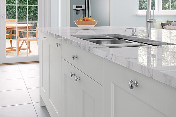 Florence Light Grey Kitchen